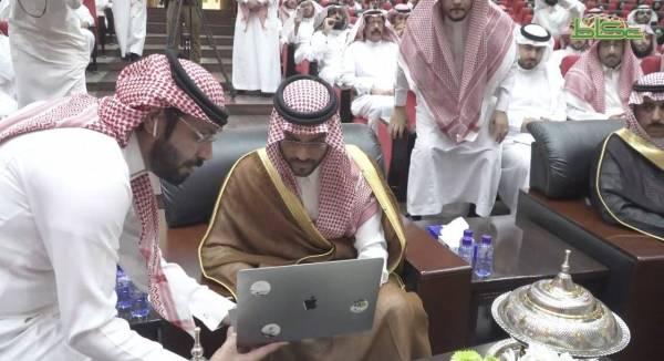 فيصل بن فهد يدشن «رؤية حائل الثقافية» بـ15 استراتيجية