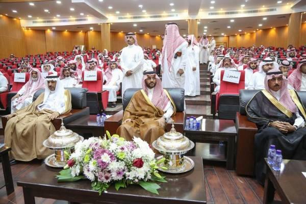 ماذا قال رئيس «أدبي حائل» لنائب أمير المنطقة في حفل تدشين الرؤية الثقافية؟