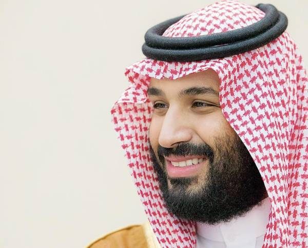 ولي العهـد: شعبنا .. سيادتنــا.. وحدة أراضينا .. ومصالحنا خط أحمر