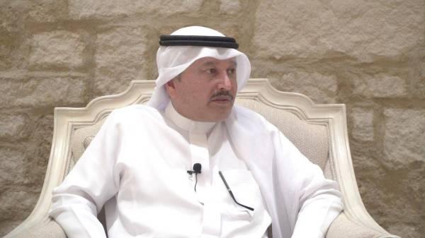 المهندس سعود الصقيه رئيس المجلس التنفيذي لنادي الطائي
