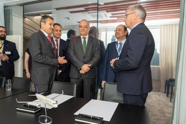 «السعودية» تتفق مع «آيرباص» للاستحواذ على 30 طائرة وأحقية إضافة 35 أخرى