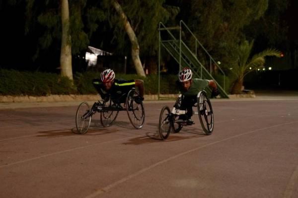 المنتخب السعودي للإعاقة