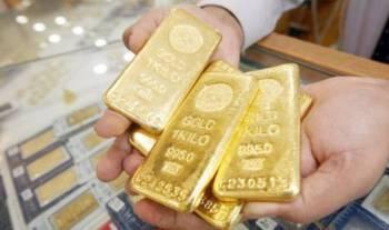 أونصة الذهب سجلت أعلى مستوى منذ عام 2013