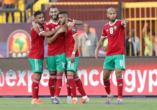 ناميبيا تهدي الفوز للمغرب في «أمم أفريقيا»