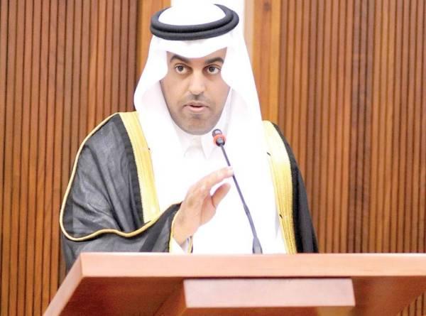 الدكتور مشعل السلمي رئيس البرلمان العربي