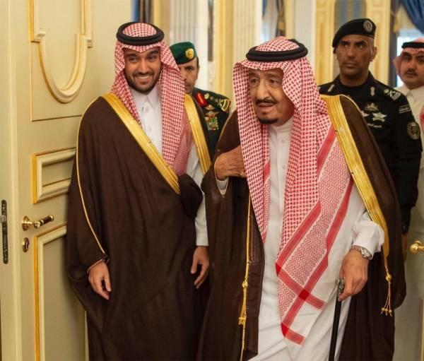الأمير عبدالعزيز بن تركي: استقبال الملك للرياضيين مصدر فخر واعتزاز