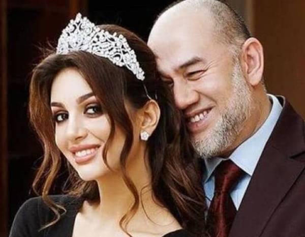 ريهانا ومحمد الخامس.