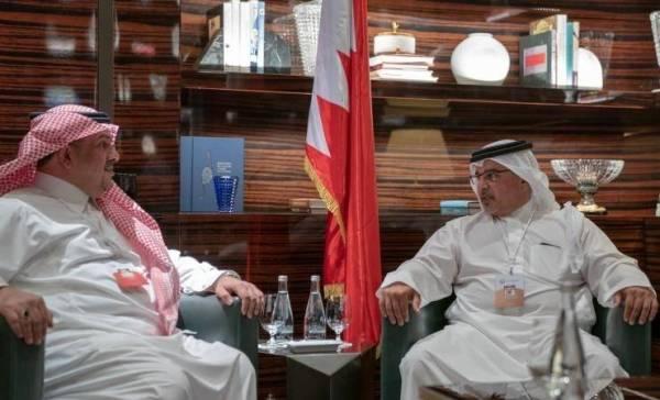 ولي عهد البحرين: علاقتنا مع السعودية تستند إلى تاريخ من التعاون الراسخ على كافة المستويات