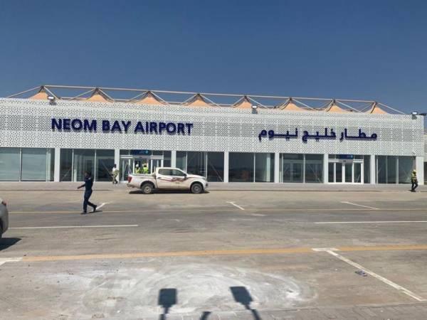 نيوم.. أول مطار في الشرق الأوسط  بتقنية 5G