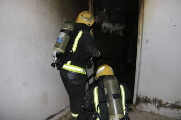 «مدني مكة»: وفاة رجل وطفلين بحريق منزل في «شرائع المجاهدين»