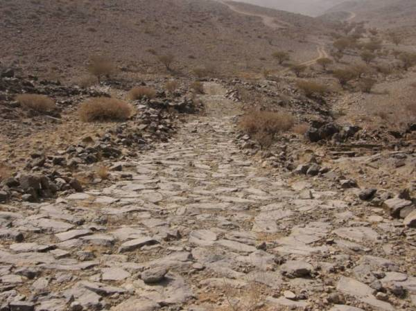 «درب البخور» هو الطريق الذي سلكه جيش أبرهة الحبشي في حملته على مكة المكرمة
