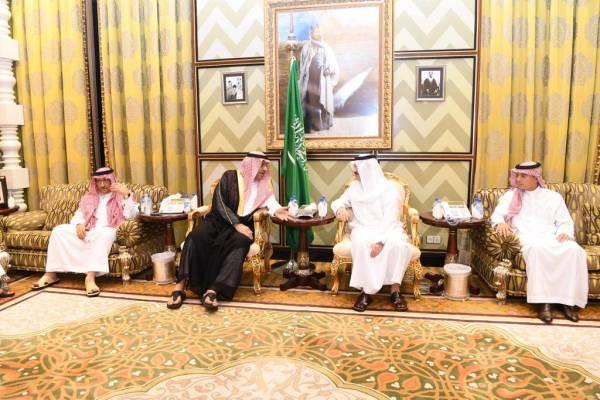 أمراء ووزراء يُقدِّمون التعازي في وفاة الأميرة الجوهرة بنت عبدالعزيز