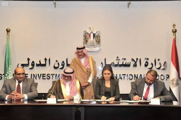 «السعودي للتنمية» يوقع 3 اتفاقيات في إطار منحة المملكة لمصر بقيمة 125 مليون جنيه