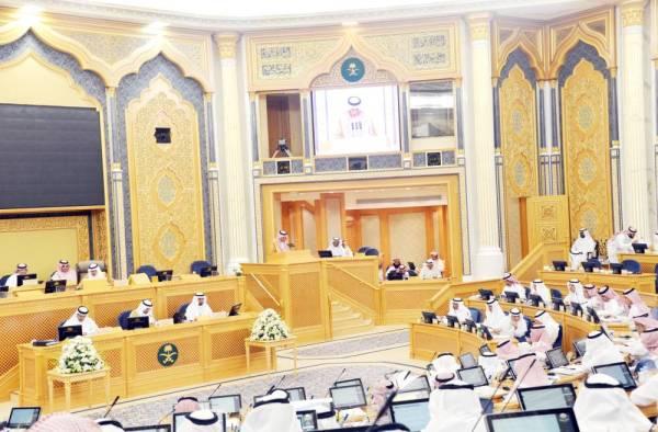 توصية مراقبة الدراما نالت 89 صوتا في مجلس الشورى أمس. (عكاظ)