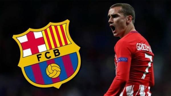 برشلونة يُنهي علاقة جريزمان بأتلتيكو.. غدا الجمعة