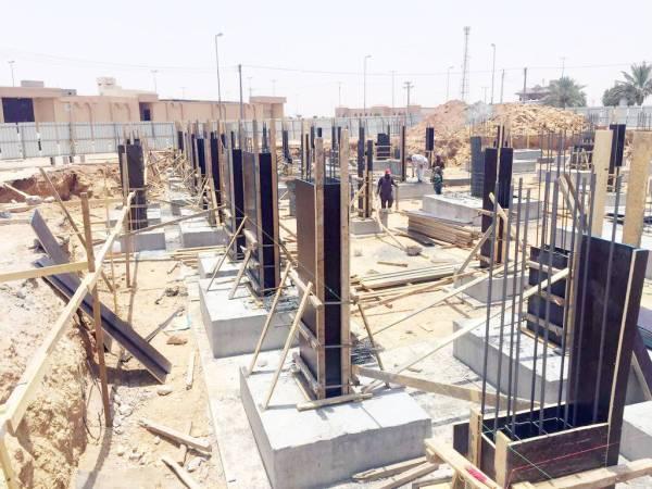 المركز سيدعم مشاركة القطاع الخاص في مطابقة مواد التشييد والبناء.