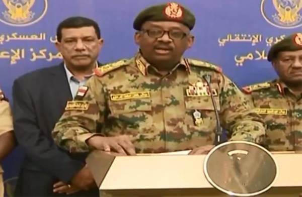 المجلس العسكري السوداني يعلن إحباط محاولة انقلابية