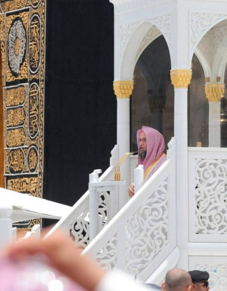 خطيب المسجد الحرام: أفضل العلوم على الإطلاق هو العلم بالله