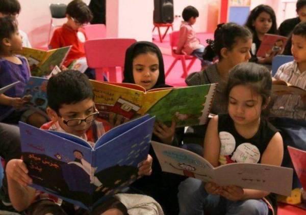 «مكتبة المؤسس» تطلق ماراثون القراءة الصيفي للأطفال