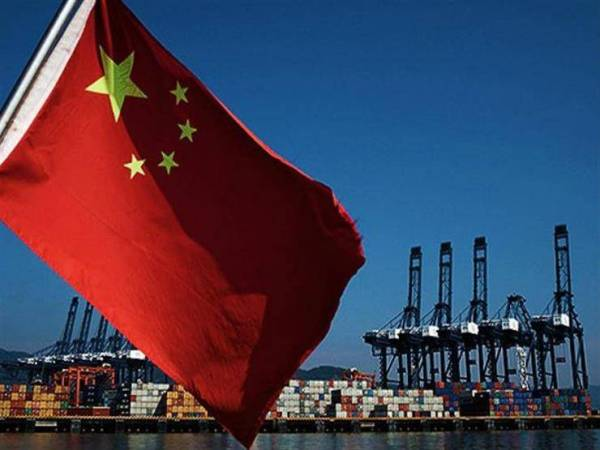 تباطؤ النمو الصيني لأقل مستوى في 27 عاماً