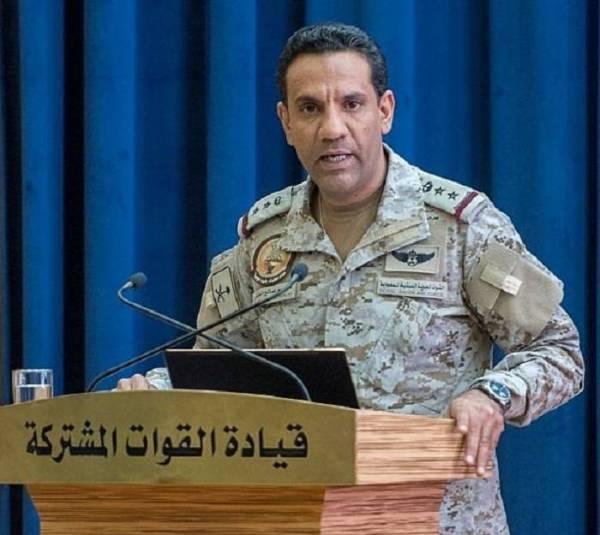 التحالف: إسقاط طائرتين مسيّرتين حوثيتين استهدفتا المدنيين في خميس مشيط