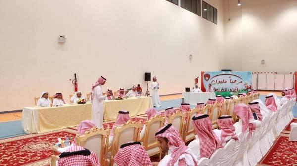 انعقاد جمعية «ضمك» العمومية بحضور الرئيس ونائبه والأعضاء