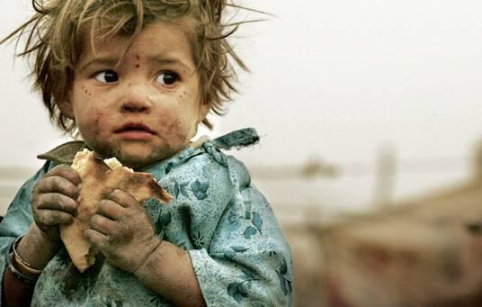 الجوع يعصف بـ 820 مليون شخص حول العالم !