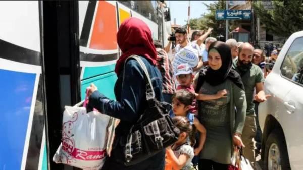 «مفوضية اللاجئين»: عودة 22 ألف لاجئ سوري إلى بلادهم