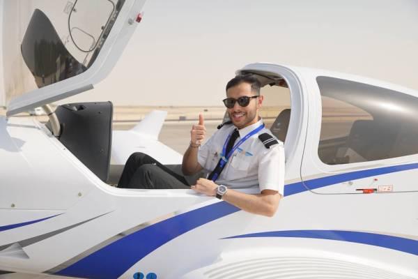 وصول طائرات «أكاديمية اكسفورد» السعودية لمطار الدمام