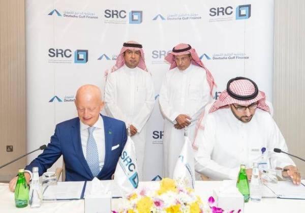 «السعودية لإعادة التمويل» توقع اتفاقية مع «دويتشه الخليج» لشراء محافظ عقارية بقيمة 2,25 مليار ريال