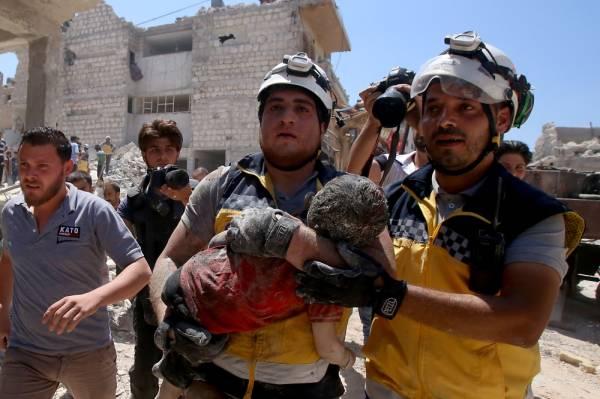 43 قتيلاً بغارات للنظام السوري على مناطق سيطرة المعارضة