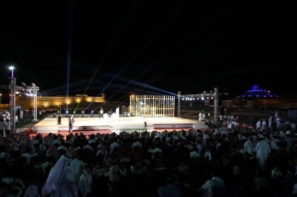 «مهرجان كاف» يستقبل أكثر من 5 آلاف زائر وزائرة