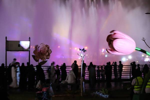 «موسم الطائف» يدير بوصلة السياحه العربيه لمصيف العرب