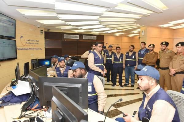 العليا للأمن الصناعي تطلع على تقنيات عمليات وتحكم الكهرباء بالمشاعر أخبار السعودية صحيفة عكاظ