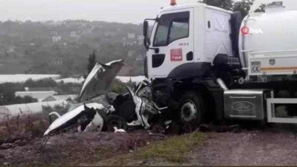 وفاة معلم سعودي في حادثة مرورية بتركيا