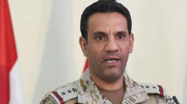 التحالف: استهداف وتدمير عدد من مخازن الصواريخ البالستية والطائرات بدون طيار والأسلحة التابعة للمليشيا الحوثية الإرهابية المدعومة من إيران