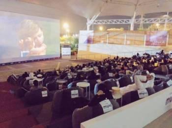 حضور كبير لأفلام سينما موسم الطائف.