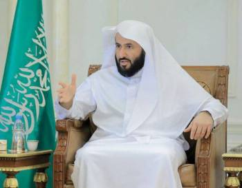 وزير العدل وليد بن محمد الصمعاني