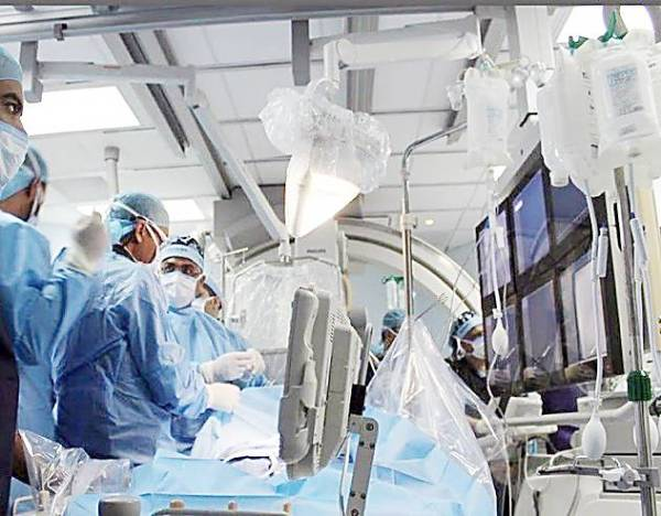 العشرات من عمليات القلب المفتوح أجريت للحجاج خلال هذا الموسم.