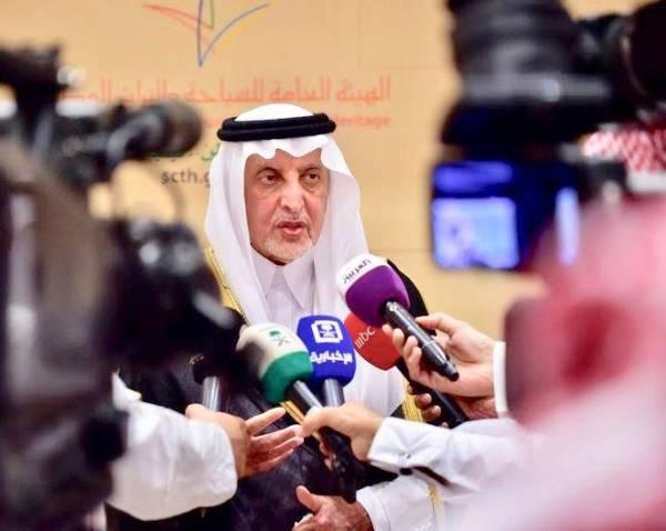 الفيصل : سنرى العجب في سوق عكاظ العام القادم