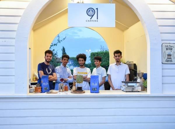 لأول مرة عالميا.. سعودي يطرح آلة بديلة لتقديم القهوة