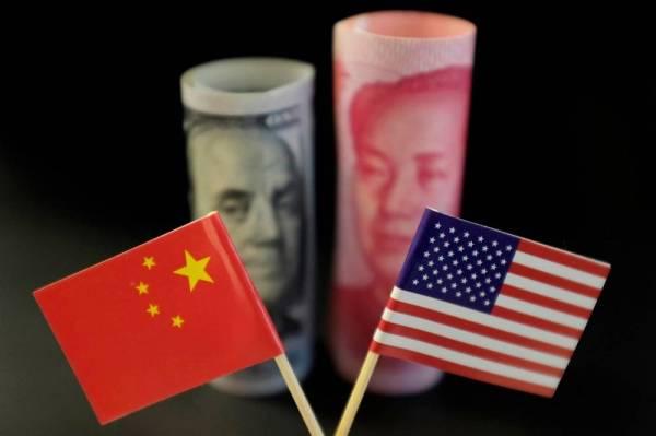 أمريكا والصين