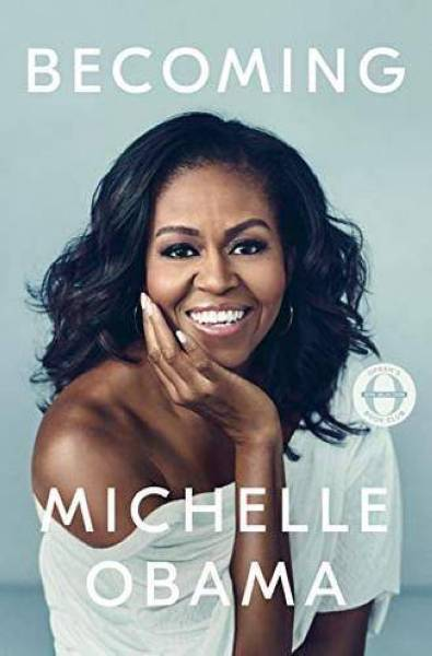 غلاف كتاب ميشيل أوباما