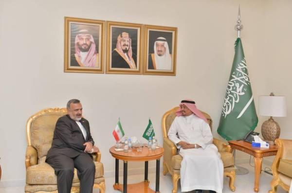 رئيس منظمة الحج والزيارة الإيرانية ينوه لـ«بنتن» بالخدمات المقدمة لحجاج بلاده