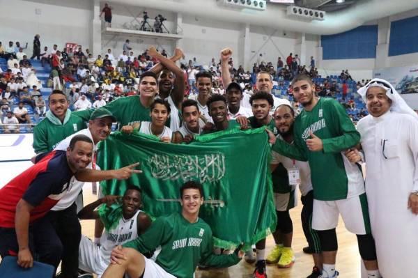 أخضر السلة للشباب إلى نهائيات البطولة الآسيوية
