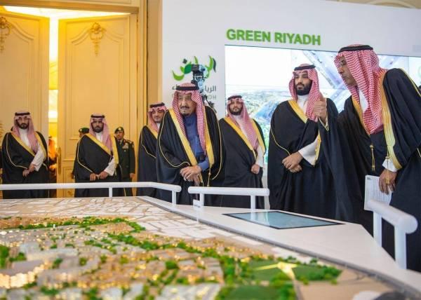 هيئة ملكية لتطوير العاصمة الرياض كما يريدها سلمان تسابق عصرها أخبار السعودية صحيقة عكاظ
