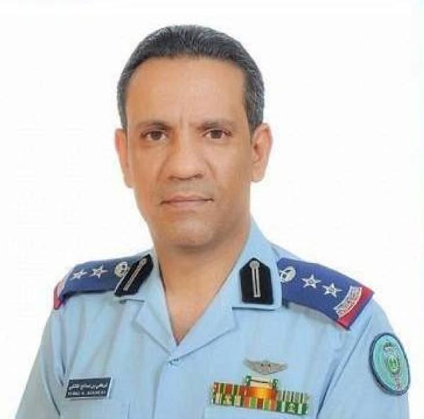 المالكي: قوات التحالف تحقق أهدافها ومستمرة في دعم الشرعية