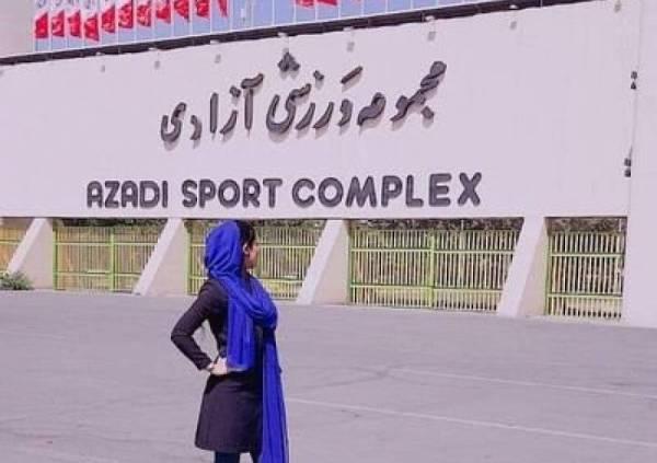 لماذا أحرقت مُشجعة إيرانية نفسها؟
