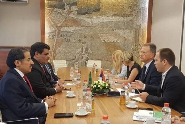 وفد سعودي يناقش تعزيز العلاقات التجارية مع صربيا وبلغاريا