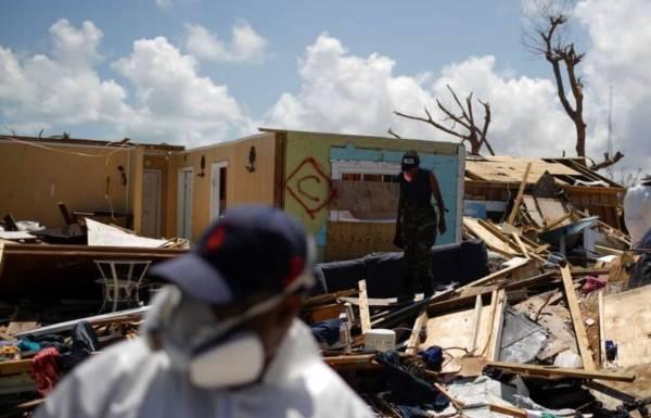 ارتفاع عدد قتلى الإعصار دوريان إلى 50 قتيلاً